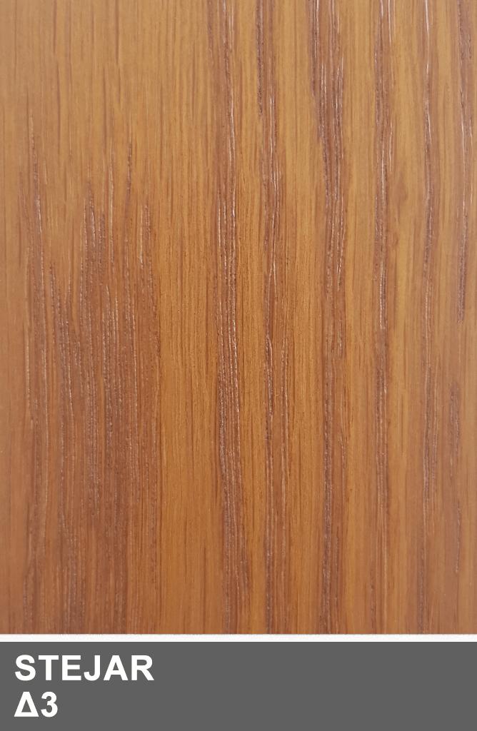 Furnir stejar Δ3