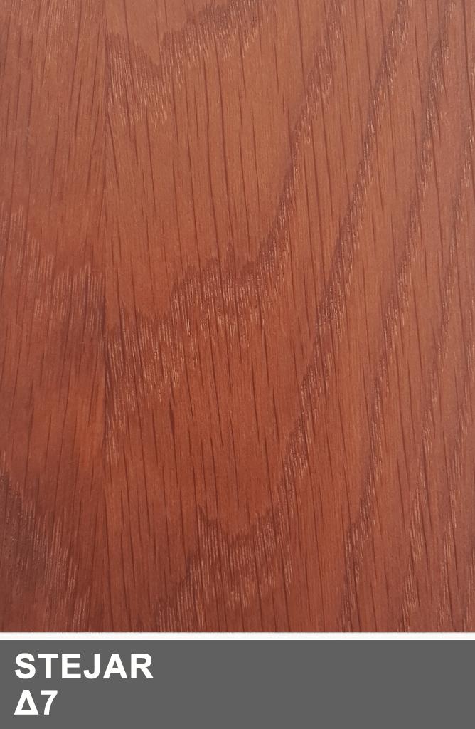 Furnir stejar Δ7