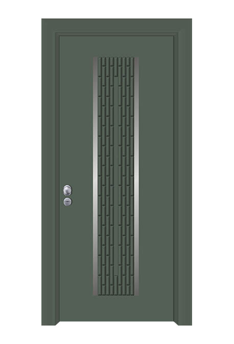 Usa exterior antiefractie linia aluminiu model SEC 4281