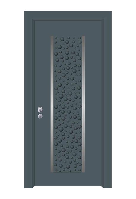 Usa exterior antiefractie linia aluminiu model SEC 4285