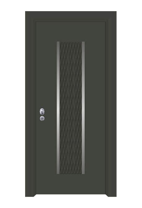 Usa exterior antiefractie linia aluminiu model SEC 4291