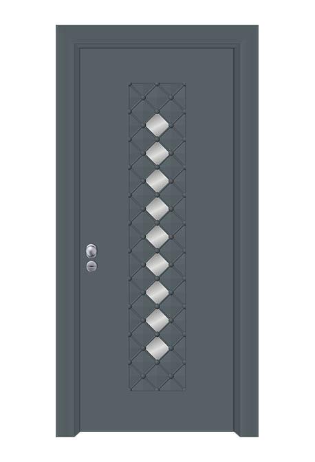 Usa exterior antiefractie linia aluminiu model SEC 4295