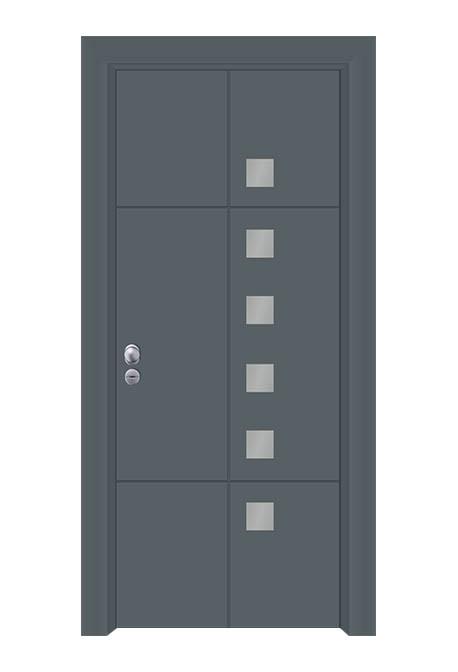 Usa exterior antiefractie linia aluminiu model SEC 4630