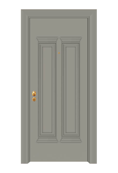 Usa exterior antiefractie linia aluminiu model SEC 5140