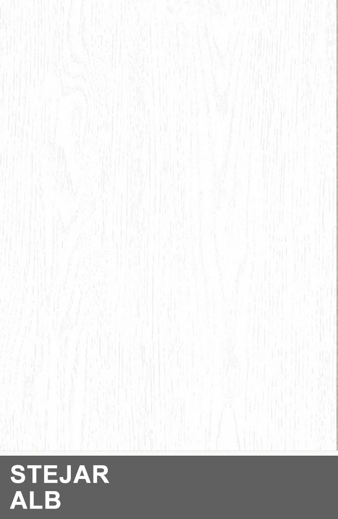 Furnir stejar Alb